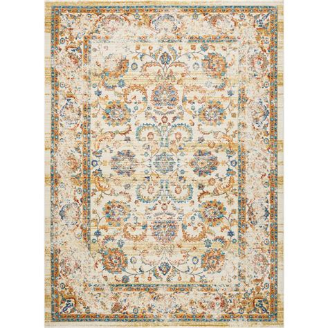 2 x 3 accent rugs nourison delmar cream 2 ft x 3 ft accent rug 387202 the home depot