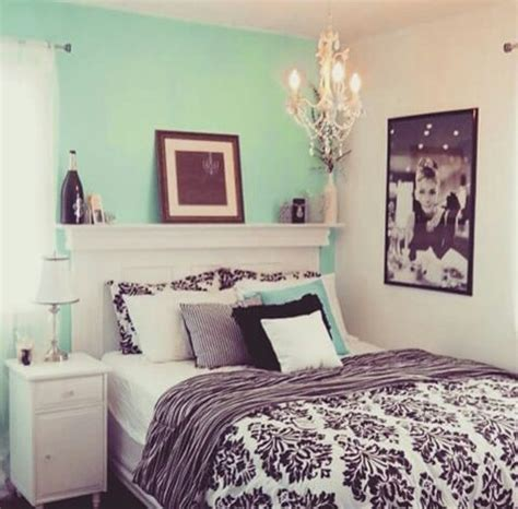 fashion bedroom decor mint image 2701123 by patrisha on favim com