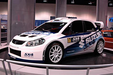 Suzuki Sx4 Rally Car The Newest Suzuki Rally Car The New Suzuki Sx4 Wrc