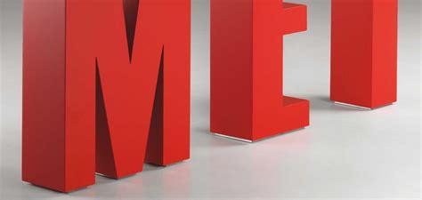 lettere cubitali lettere cubitali in metallo metalco