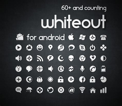 whiteout for android by ornis on DeviantArt