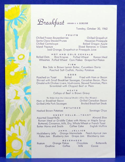 sle menu template brunch menu template 28 images breakfast menu template