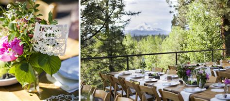 Wedding Planner Oregon by House On Metolius Eclectic Wedding
