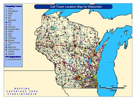 cell phone tower map how can cell tower records provide an airtight alibi for anybody makingamurderer