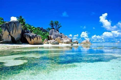 wallpaper paling bagus dan indah 5 pantai tersembunyi paling indah di dunia