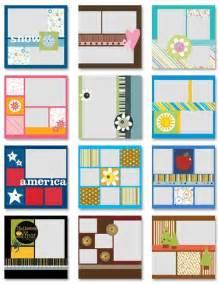 Galerry design ideas for scrapbook