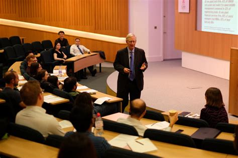 Cass Mba Time by Management Guru Gives Exclusive Cass Mba Masterclass