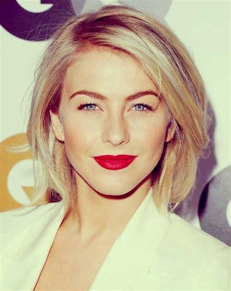 blonde bob red lips 25 new short haircuts 2015 2016 short hairstyles