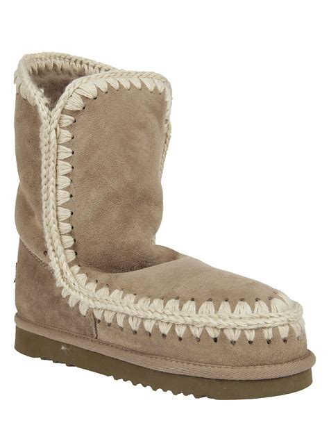 mou boots mou mou eskimo 24 boots grey s boots italist