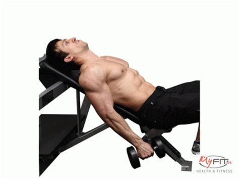 incline bench front raise dumbbell lateral inline shoulder raise exercise myfit