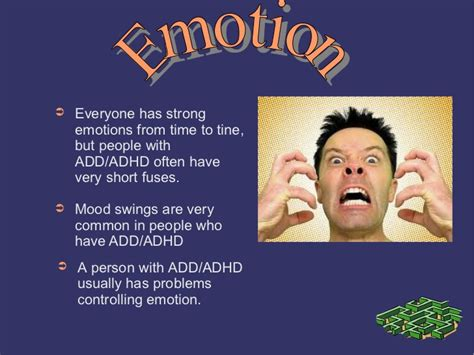 mood swings in children with adhd adhd presentation