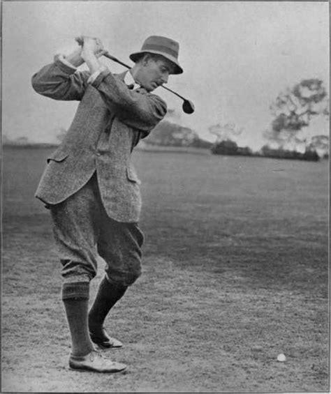harry vardon golf swing putting part 11