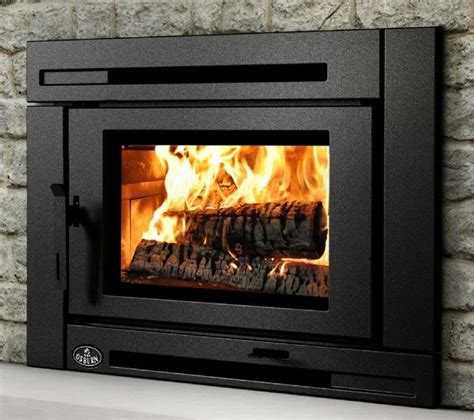 17 best ideas about wood burning insert on
