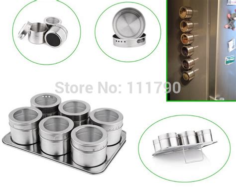 Magnetic Spice Jars Bulk Buy Wholesale Magnetic Spice Jars From China