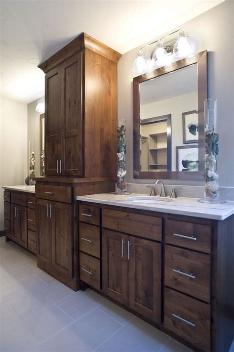 Knotty Alder Bathroom Vanity 25 Best Ideas About Knotty Alder Kitchen On Pinterest Rustic Cabinets Rustic Ovens And