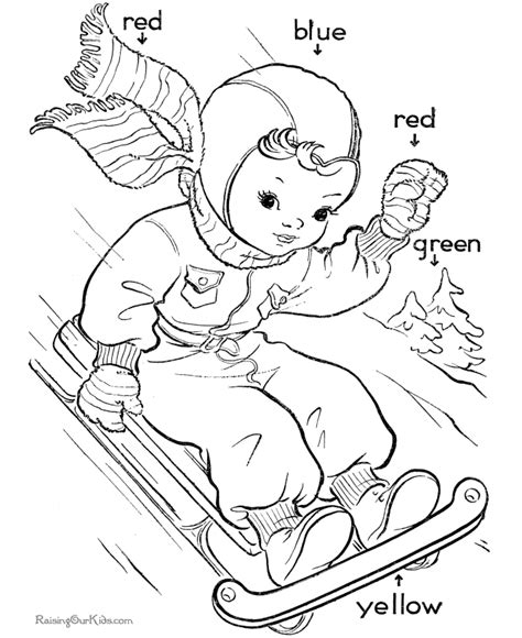 coloring pages for learning colors teaching primary colors 023