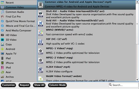 xvid format converter encode mp4 to xvid on mac and windows