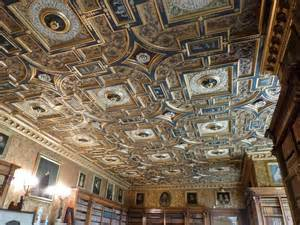 ornate ceiling longleat house  derek voller geograph