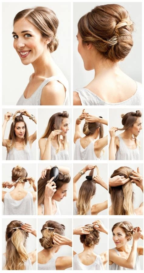 elegant hairstyles  special occasions