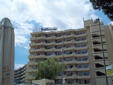 Apartments Bellevue Alcudia Map Of Vue Appartments Picture Of Bellevue Club