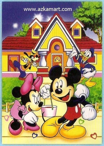 Selimut Import Mickey jual grosir dan eceran bed cover sprei handuk selimut holidays oo