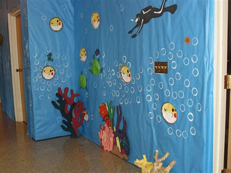 The Sea Decoration by Tammycookblogsbooks Mixingitup Vacation Bible School
