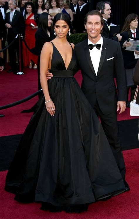 021 Matthew Dress matthew mcconaughey and camila alves she s gorgeous and is always so well put together