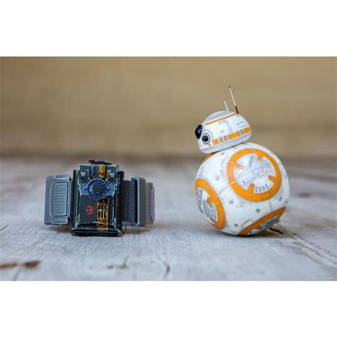 Sphero Special Edition Battle Worn Bb 8 With Band sphero wars the awakens special edition battle