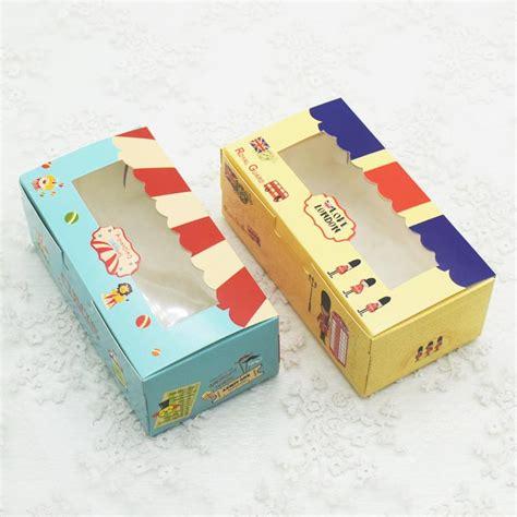 Coklat Kotak Kecil Kue Tart cara jitu membuat kemasan makanan menarik asia baru