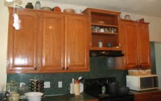 tall kitchen wall cabinet