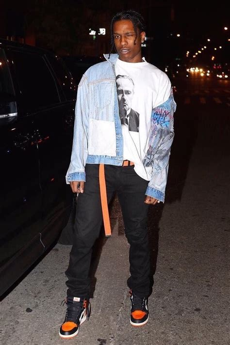 asap rocky outfits asap rocky outfits i ship pinterest asap rocky man