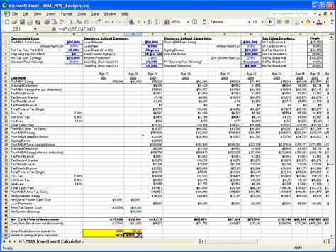 excel costing template cost analysis template playbestonlinegames