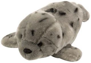 Boneka Harbor Seal Stuffed Animal Jumbo stuffedanimals plush republic toys cuddlekins harbor seal 12 quot