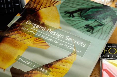 Origami Design Secrets - rainydayscience origami design secrets by wan chi lau