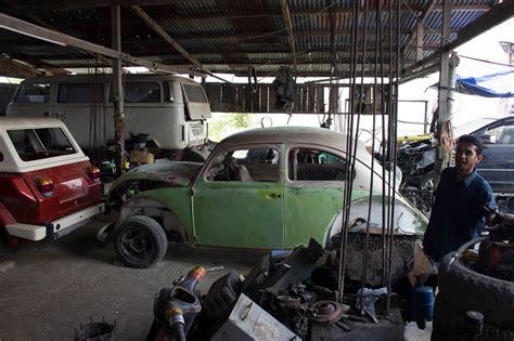 volkswagen garage classic vw banda aceh sumatra indonesia classiccult