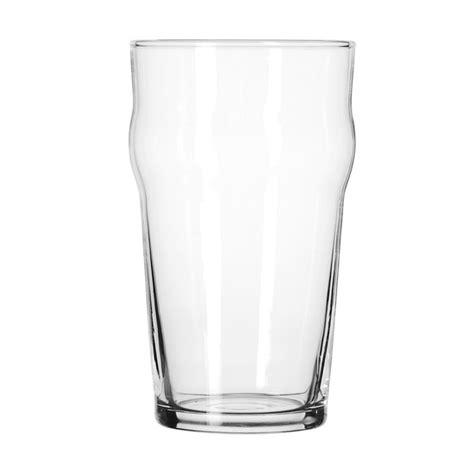 Pub Glassware Libbey 14801ht 20 Oz Duratuff Pub Glass