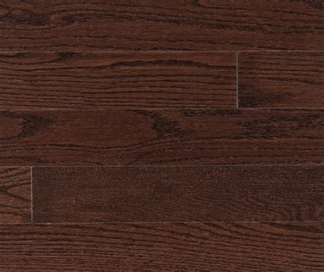 prefinished solid red oak flooring 3 1 4 quot wide coffee color stain traditional hardwood