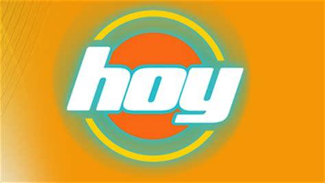 hoy televisa programa hoy televisa related keywords programa hoy
