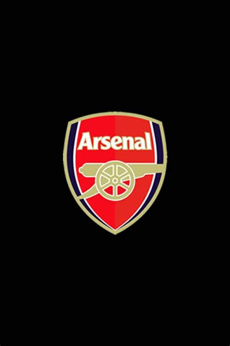 arsenal logo vector arsenal 3 logo iphone wallpapers iphone 5 s 4 s 3g