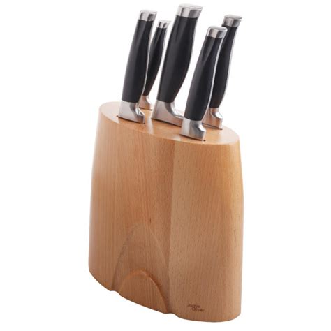 oliver kitchen knives oliver knife block with 5 knives lazada singapore