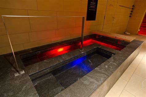 vasca kneipp sauna aquaforum viva latsch