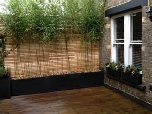 bambus le ca 241 as de bamb 250 para decorar patios y terrazas
