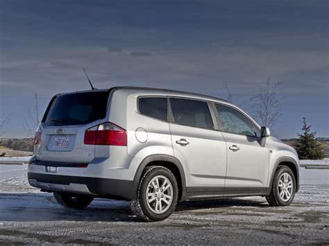 chevrolet orlando review