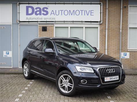 Audi Service Kosten by Audi Q5 07 2015 Ingevoerd Uit Duitsland