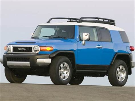 2010 toyota fj cruiser pricing ratings reviews kelley blue book