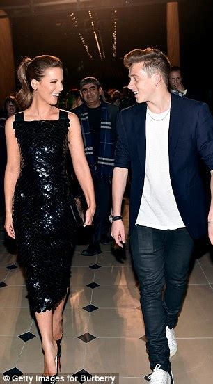 The Beckhams Date With Kate Len by How The Beckhams Ramsays And Cordens Are Taking The