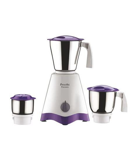 Mixer Grinder preethi mixer grinder white lavender available at