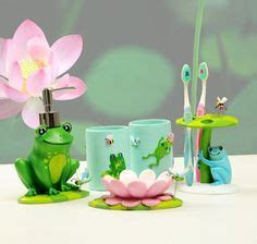frog bathroom accessories peeking frogs bathroom collection bundle bathroom pinterest frog bathroom frogs