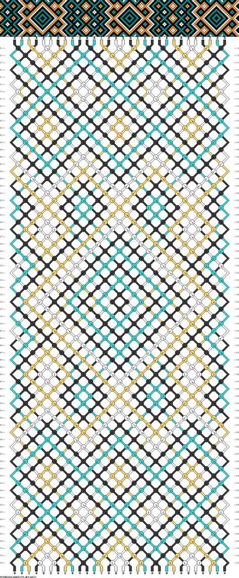 Macrame Net Pattern - 350 best images about macrame friendship bracelet patterns