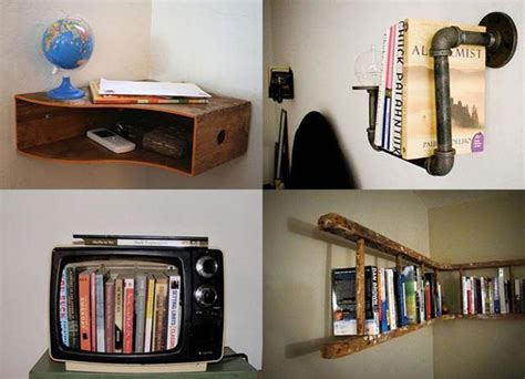 shelving ideas diy 30 diy shelving ideas recycling and saving money on